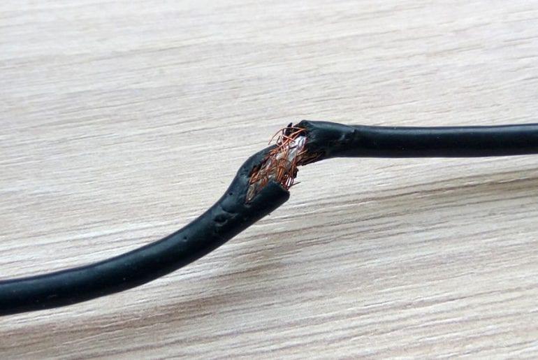 Chewed Wire